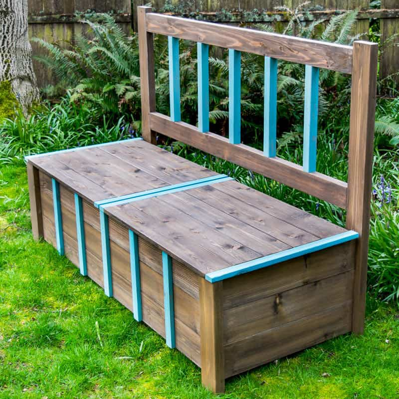 Tremendous 23 Creative Diy Bench Plans And Ideas The House Of Wood Onthecornerstone Fun Painted Chair Ideas Images Onthecornerstoneorg