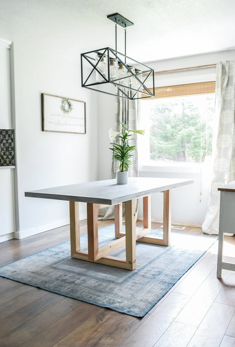 3 Gorgeous DIY Dining Table Ideas and Plans – The House of Wood