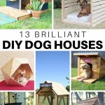 13 DIY Doghouse Plans and Ideas