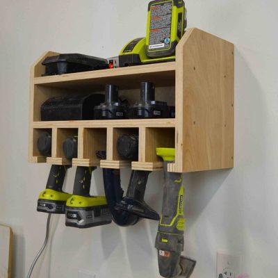 20 Thrifty DIY Garage Organization Projects
