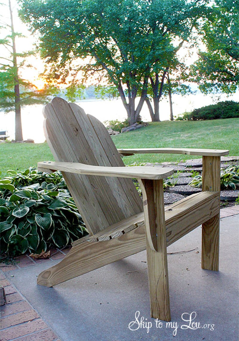 Pleasant 23 Diy Outdoor Projects To Spruce Up Your Backyard The Frankydiablos Diy Chair Ideas Frankydiabloscom