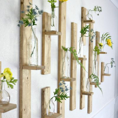 20 DIY Wood Home Decor Projects