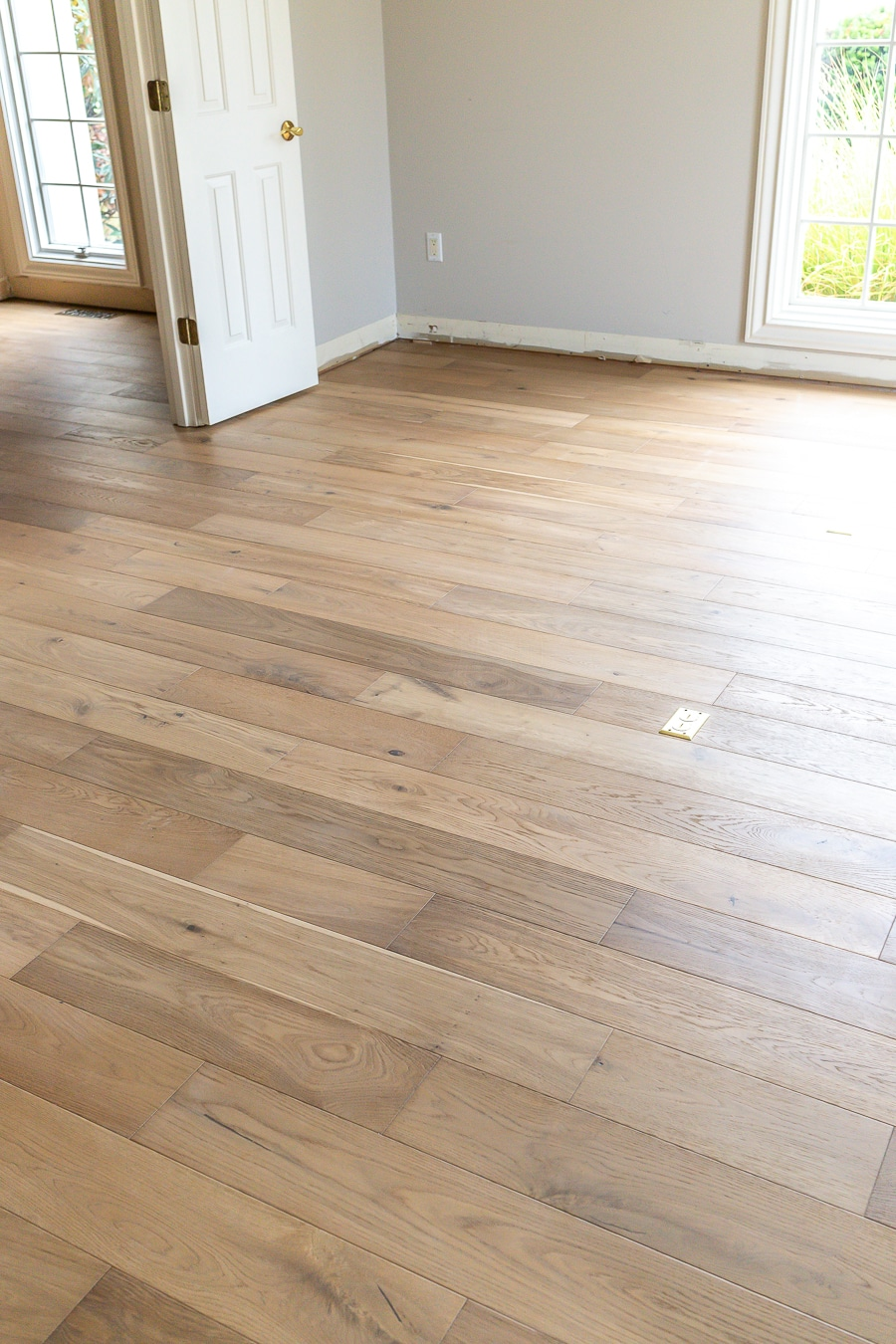 How to install hardwood flooring click lock installation