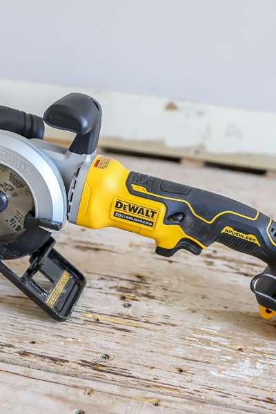 Dewalt mini circular saw tool review