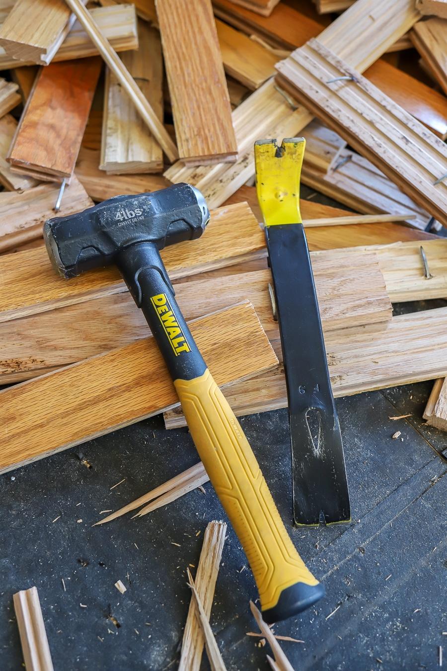 Dewalt sledgehammer tool review