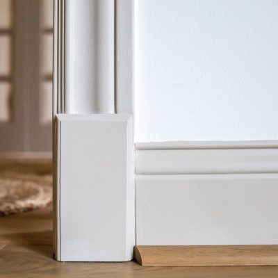 How To Add Architectural Details To Your Home With Plinth Blocks