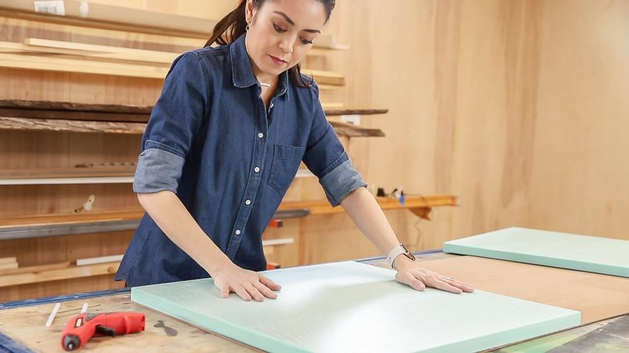How to make a DIY bulletin board inspiration board