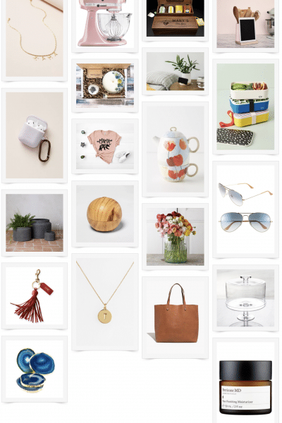 Mother's Day gift ideas gift guide