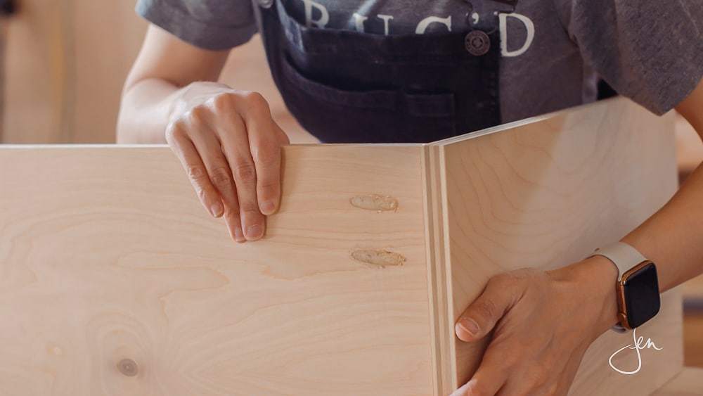 How to build drawers the easy way