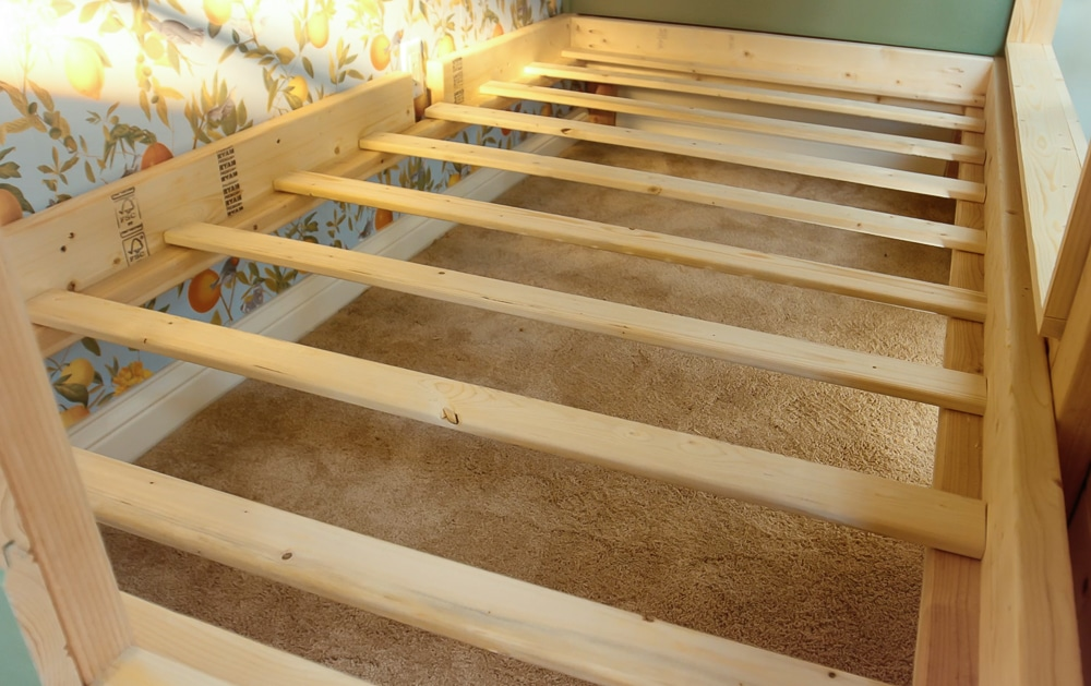 How to make built-in kids bunk beds