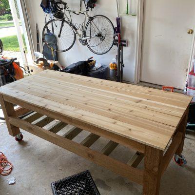 Kamado Table