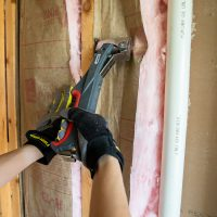How To Hang Insulation