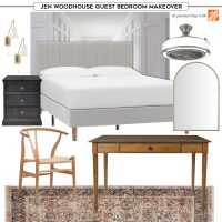Guest Bedroom Makeover (Part 1): The Design