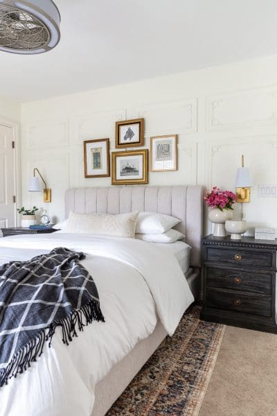 Amazing guest bedroom transformation