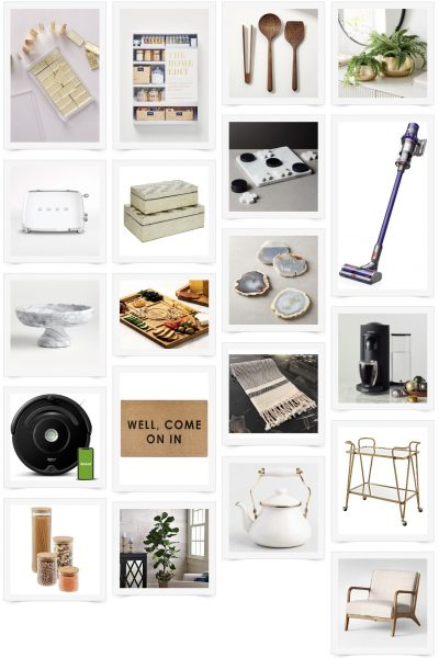 2020 Holiday Gift Guide: Gift Ideas for the Home