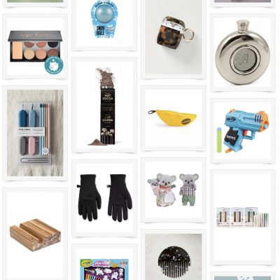 2020 Holiday Gift Guide: Stocking Stuffer Ideas