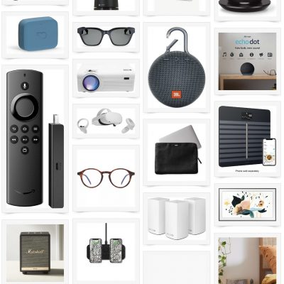 2020 Holiday Gift Guide: Gifts For the Tech Geek