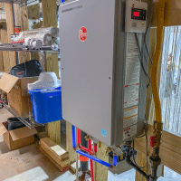 Why We Switched To A Tankless Water Heater