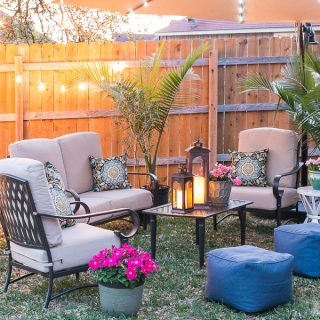 Creating An Outdoor Oasis with The Home Depot