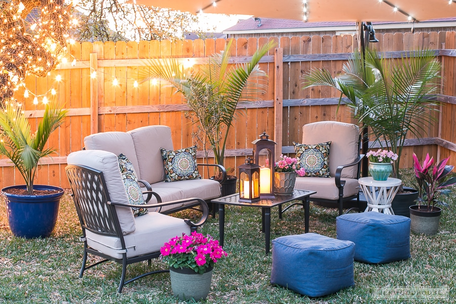 How to turn your backyard into an outdoor oasis with The Home Depot