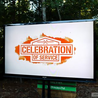 The Home Depot Foundation Celebration of Service Event