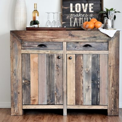 How to build a DIY Emmerson Buffet inspired by West Elm
