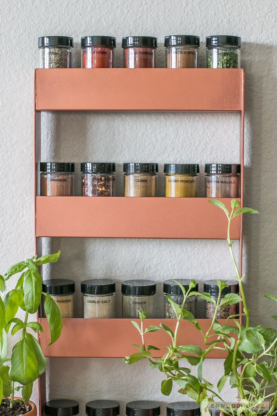 How to make a DIY metal spice rack with a Bernzomatic welding torch kit