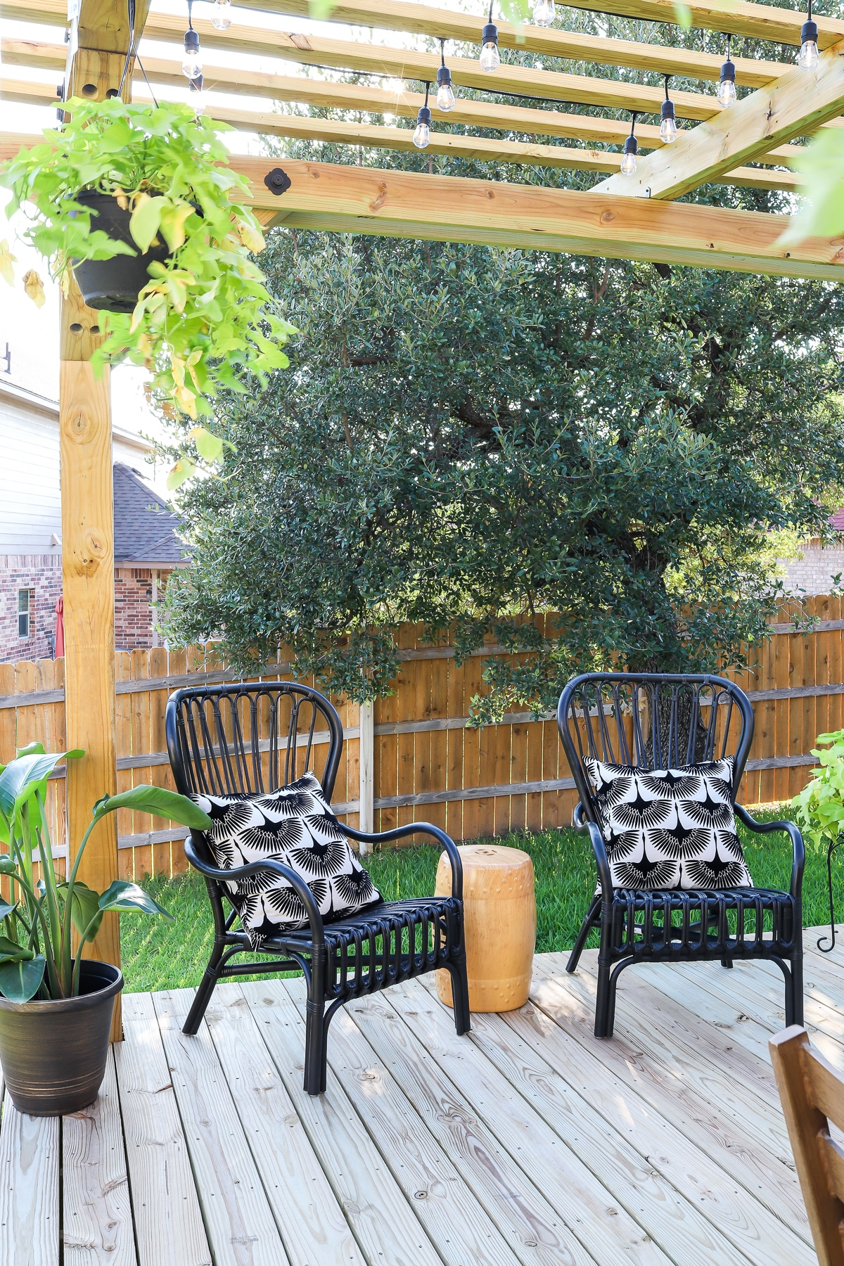 Do It Yourself Home Design: How To Build A DIY Pergola With Simpson Strong-Tie Outdoor