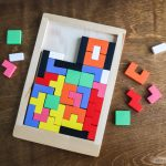 DIY Tetris Game