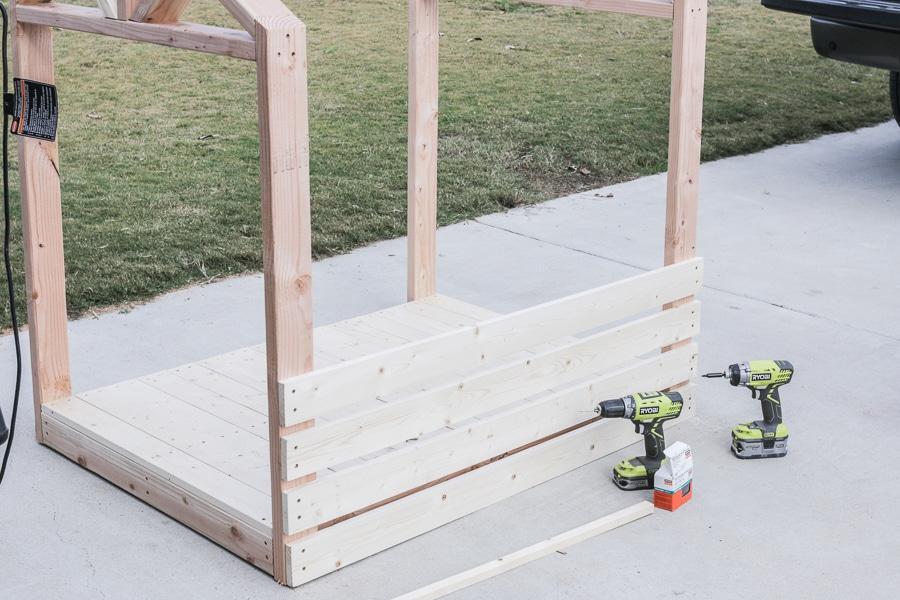 "How to build a DIY dog house gazebo ""dogzebo"" - with plans!"