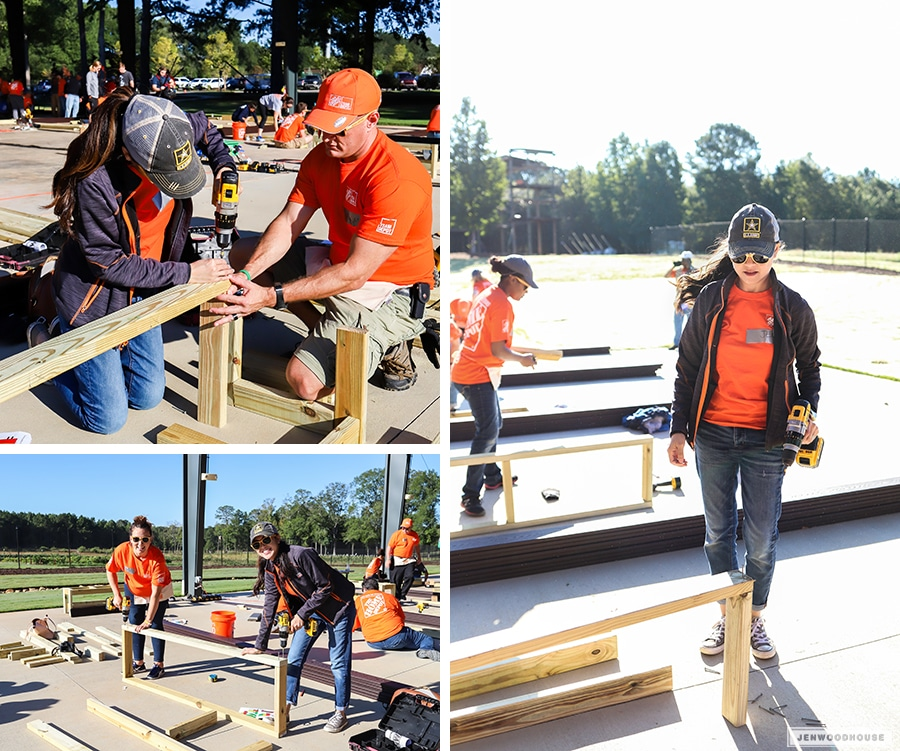 Celebration of Service The Home Depot Foundation honors veterans